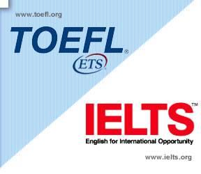 Экзамены Toefl Ielts
